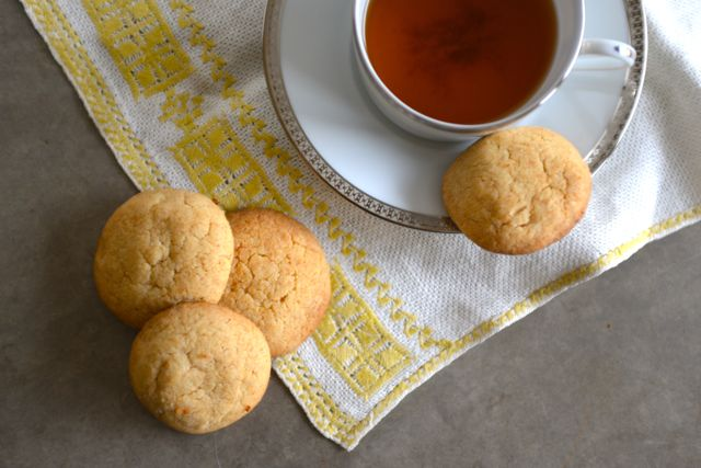 Norwegian Brown Butter Cookies