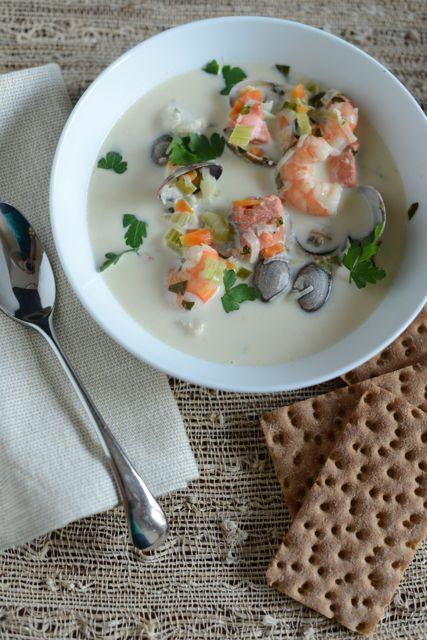 Bergen Fish Soup