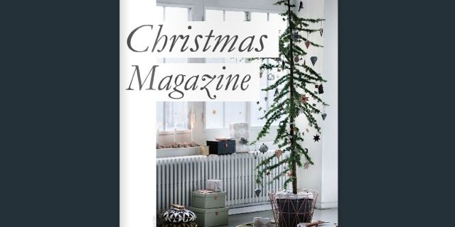 Celebrating a Family Tradition in Nordic Design's Christmas Magazine
