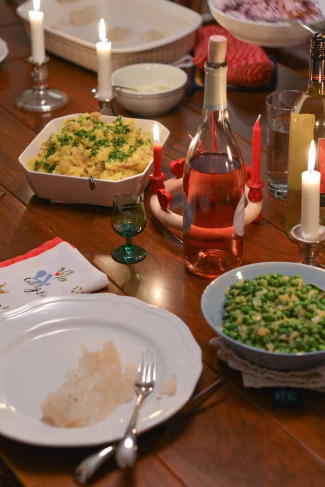 Lutefisk Feast